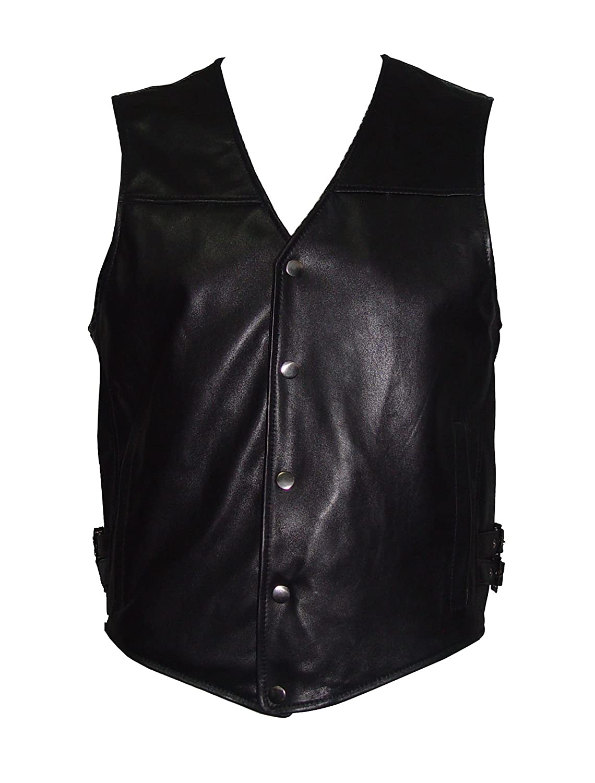 Paccilo GRATIS tailor Herren 1035 PREMIUM Klasse Lammskin Leder Weste online kaufen