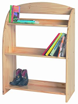 Little Colorado Unfinished Kid's Bookcase