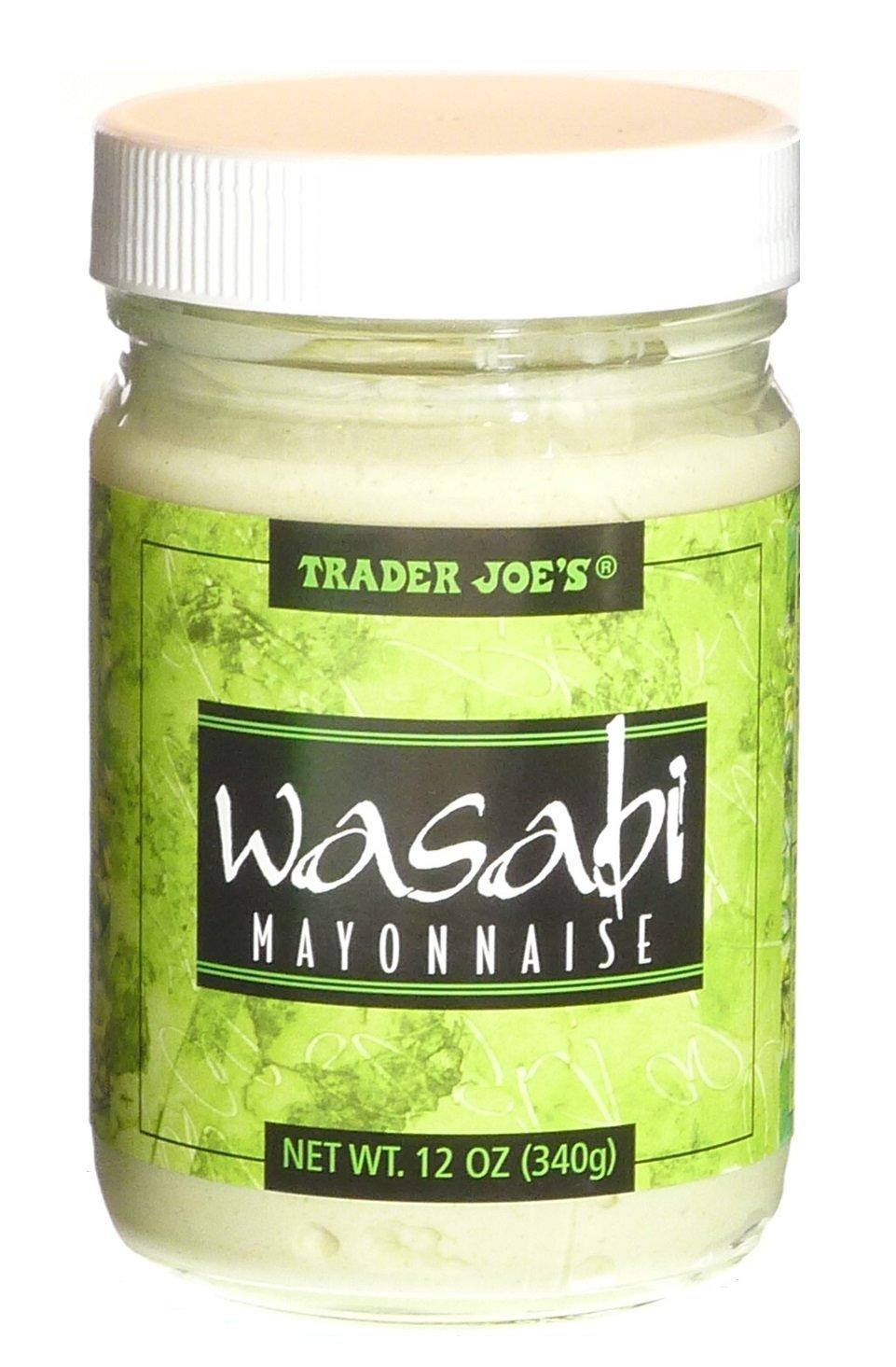 Wasabi Mayonnaise Sauce Joe's Wasabi Mayonnaise