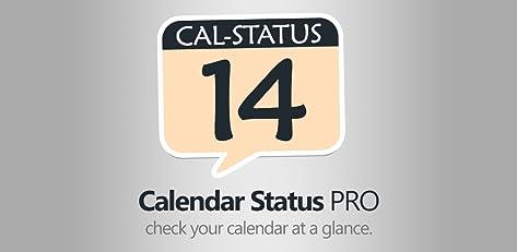 Calender Status PRO