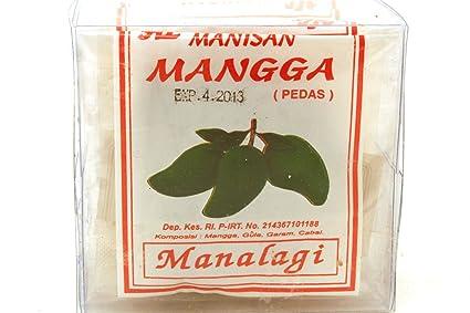 Manisan Mangga Manisan Mangga Pedas Hot