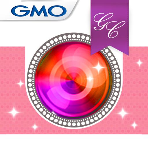 GirlsCamera−簡単に写メ(写真)をプリクラ系にデコれる思い出日記アルバムとシンプルプリ帳作成フレーム画像フィルター絵文字イラストコラージュ流行スクラップカメラアプリ