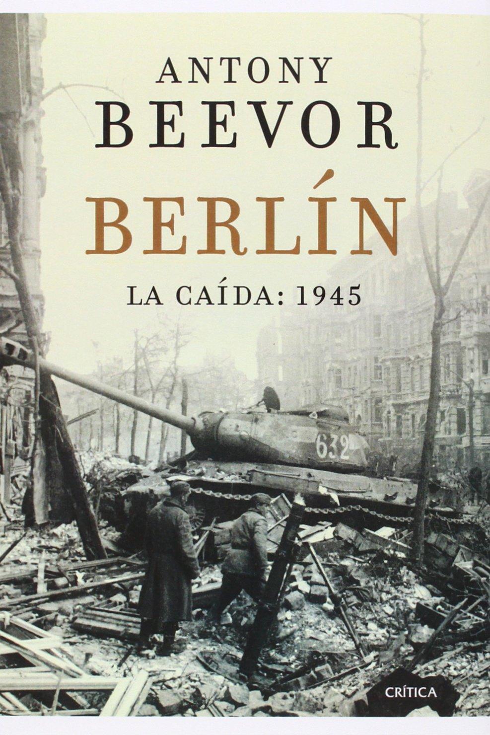 Berlín, la caída