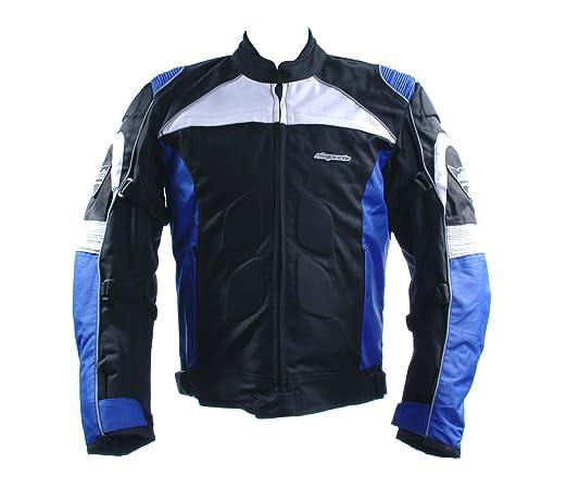 3737Veste Textile pour moto Hommes Taille motard d'équitation en cuir pour homme Tissu Noir 2015