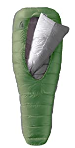 sierra designs backcountry bed down sleeping bag