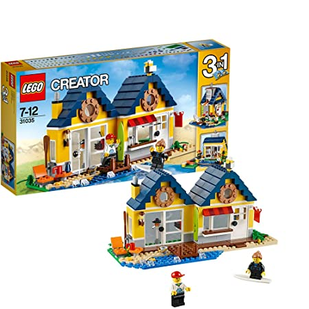 Lego® Creator - 31035 - Jeu De Construction - La Cabane De La Plage