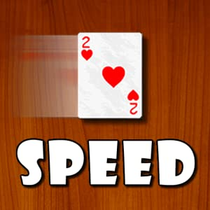Speed the Card Game by Jimmy Dickinson
