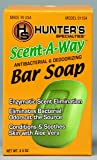 Hunter's Specialties Scent-A-Way Odorless Bar Soap