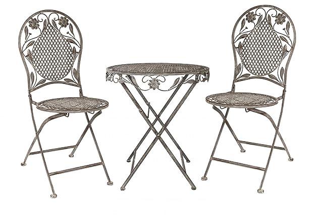 Set da giardino in ferro mobili da giardino mobili da giardino guarnizione