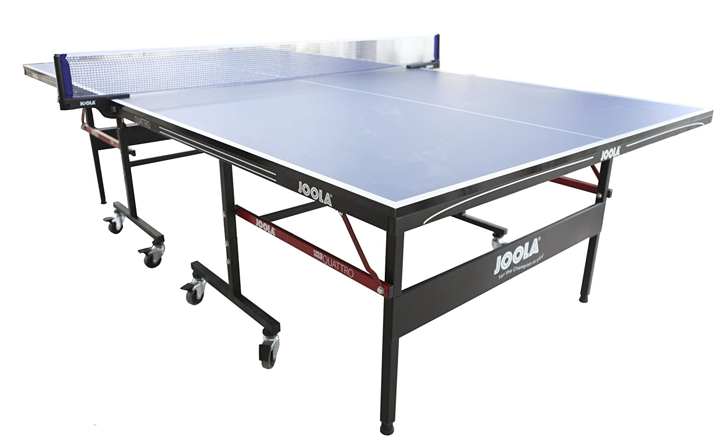 Joola Quattro Table Tennis Table with Compact Net Set $549.98