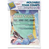 Clearsnap Magic Stamp Moldable Foam Stamps Sheet Stock