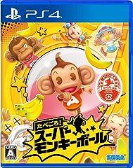 たべごろ! スーパーモンキーボール 【Amazon.co.jp限定】「たべごろ! バナナパック」7種のオリジナルPC壁紙 配信 - PS4