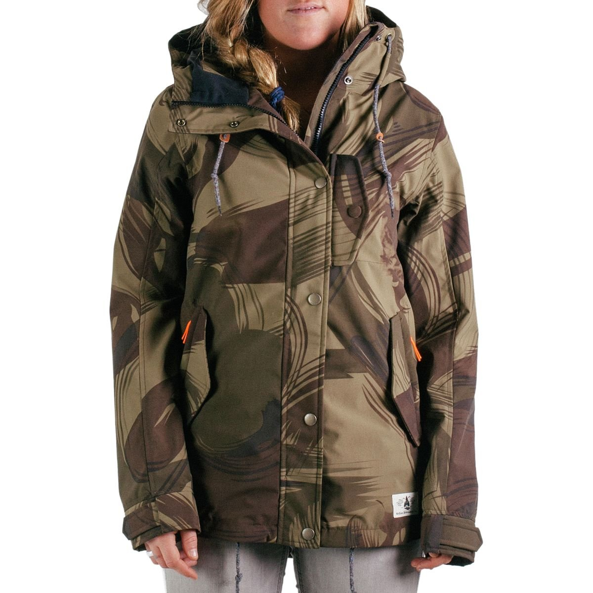 Damen Snowboard Jacke Holden Hana Jacket günstig