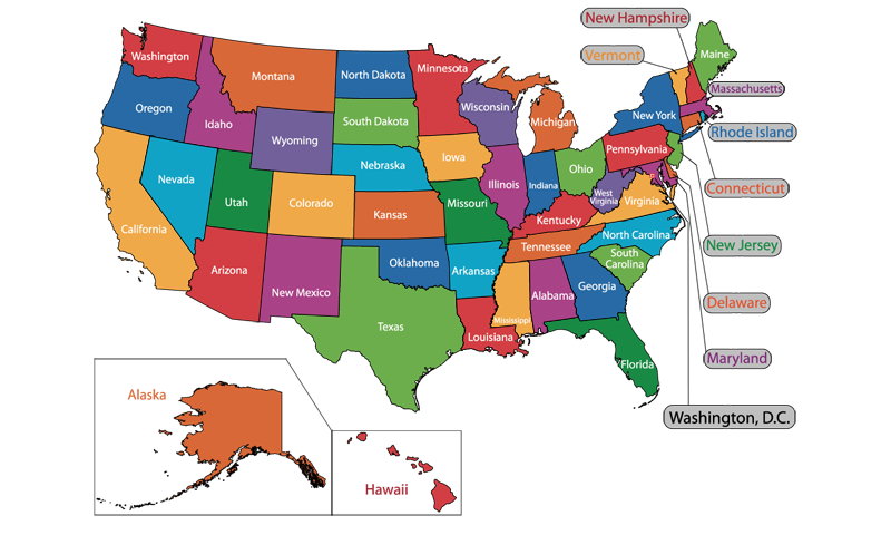 Amazon.com: American States and Capitals: Appstore for Android
