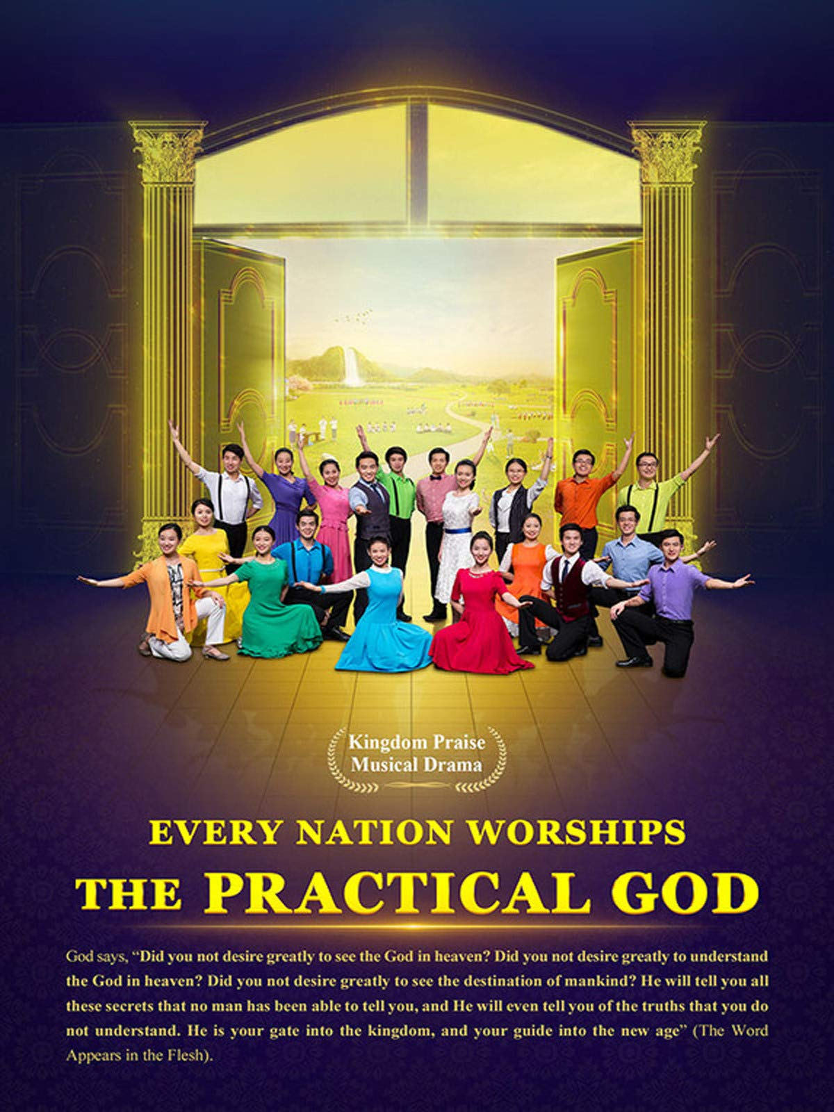 Every Nation Worships The Practical God