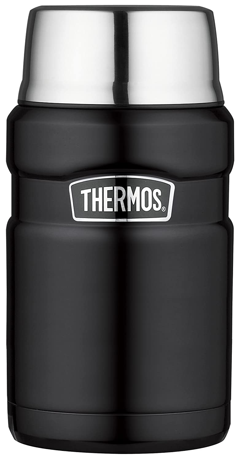 thermos stainless king 24 ounce food jars ebay. Black Bedroom Furniture Sets. Home Design Ideas