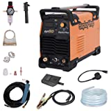 Display4top CUT-50 DC Inverter Plasma Cutter,110/220V Dual Voltage Compact Metal Cutting Machine (Tamaño: CUT-50)