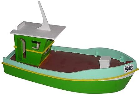 Soclaine - PEC10 - Maquette - Bateau de Pêche