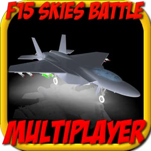 F15 Skies Battle by BLab