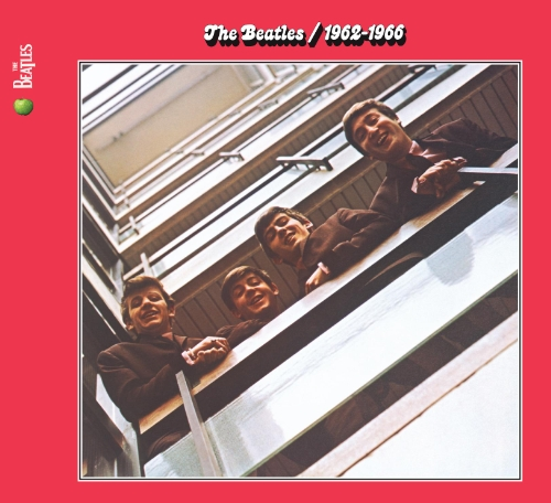 Beatles - 1962-1966 (Red) Remastered - Zortam Music