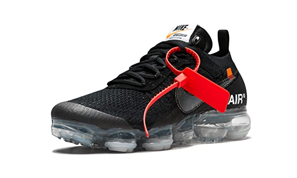 91586fc45324b Nike The 10   Nike Vapormax FK Off White - AA3831 002 (Color  Black ...