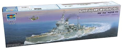 Trumpeter 1/350 HMS Warspite # 05325