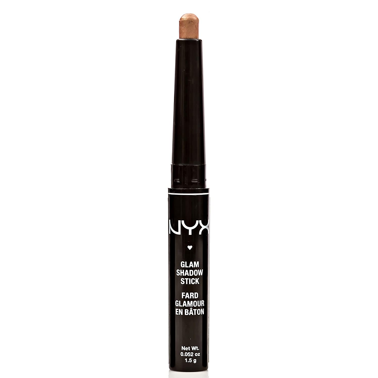 NYX Cosmetics Glam Shadow Stick - Elegant Marble - 6 Pack