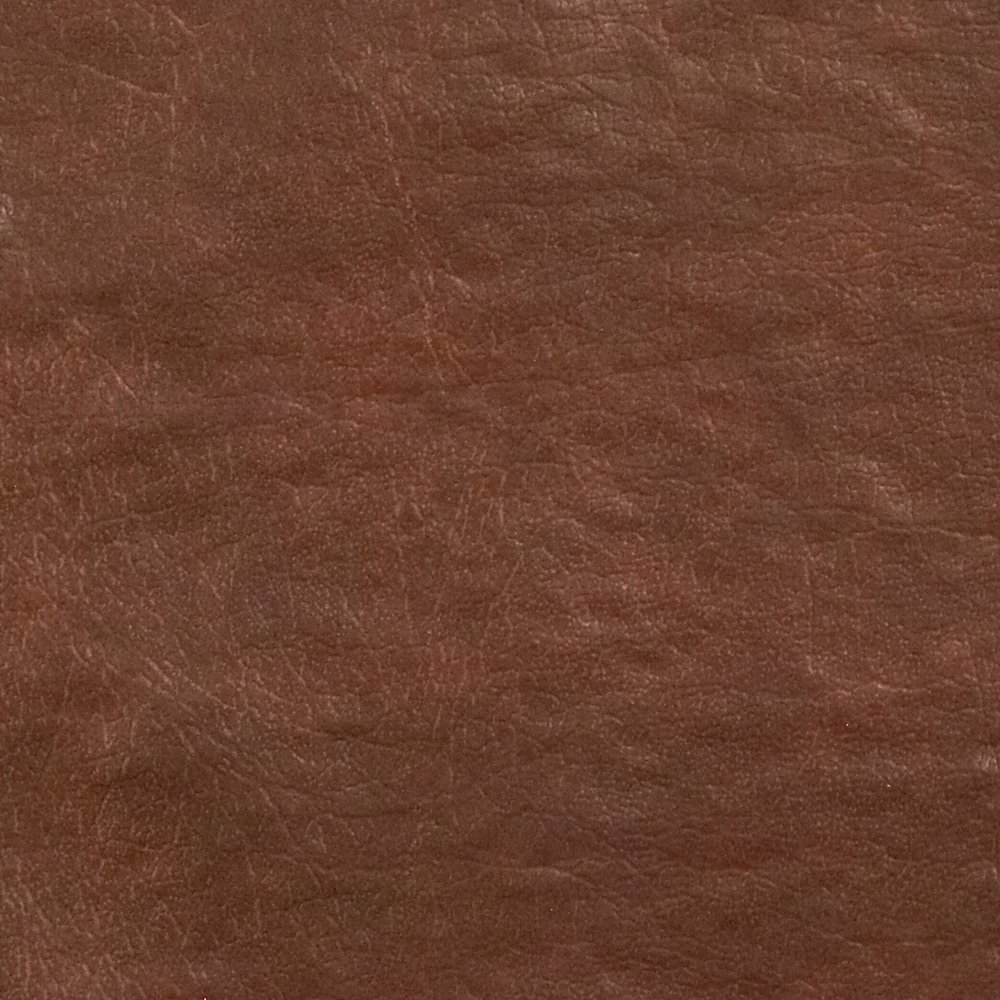 Brown Faux Leather Faux Leather Buffalo Brown