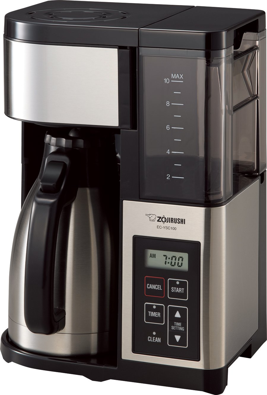 Zojirushi Coffee Maker EC-YSC100: The 10 Cup Device for A Hot and Fresh Concoction