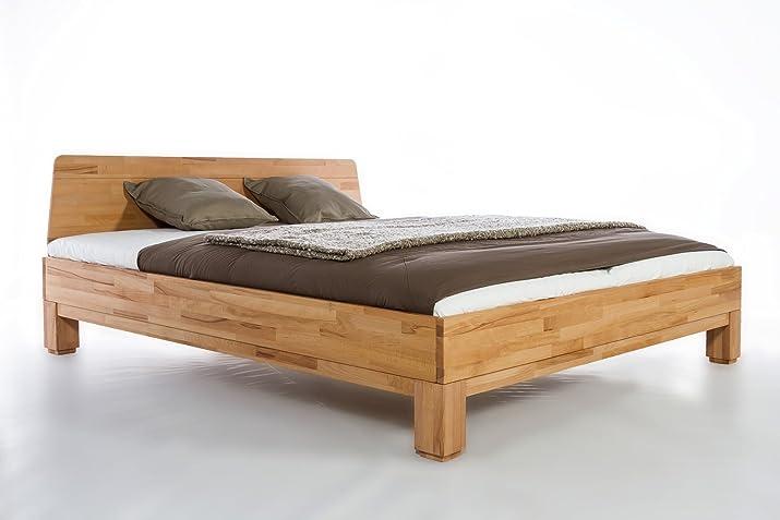 Letto in legno di faggio Roma letto matrimoniale letto massiccio faggio OVP tutte le taglie disponibile subito altri modelli nel nostro negozio