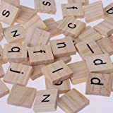Scrabble Letters,Great For Scrable Tile Pendant,18x20mm mixed loading DiY Crafts,sold 100pcs/lot (small letter) (Color: small letter)