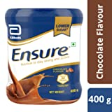 Abbott ensure Chocolate flavour 400gram low sugar previously know as glucerna sr