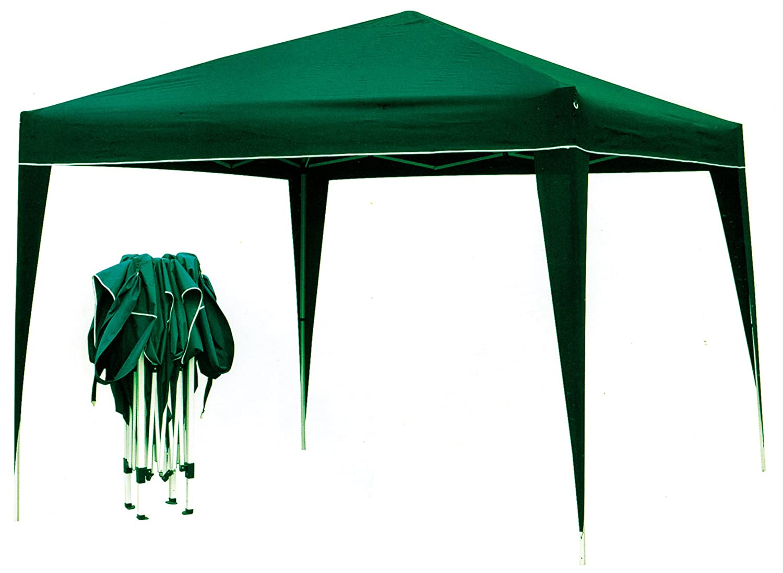 Gazebo piegh.3×3 verde+borsa – Gartenarbeit Gartenmöbel BIACCHI ETTORE kaufen
