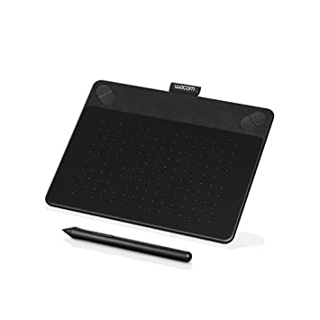 Wacom Intuos Art Pen and Touch Tablet (CTH490AK)