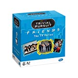 Winning Moves Games Friends Trivial Pursuit Quiz Game - Bitesize Edition (Color: Blue, Tamaño: One Size)