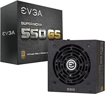 EVGA 80 PLUS 550W Power Supply