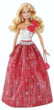 Barbie Holiday Doll - noel