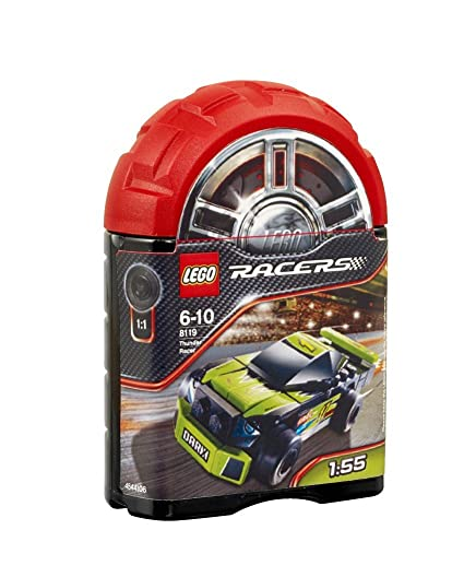 LEGO - 8119 - Jeu de construction - Racers - Thunder Racer