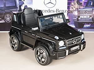 Kids' Electric Mercedes