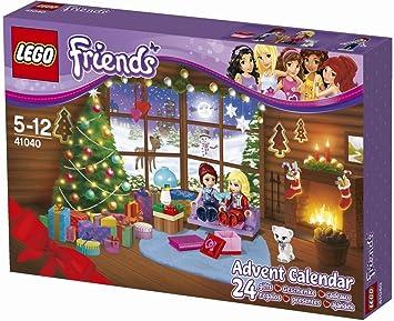 Lego - A1403856 - Calendrier Avent - Friends
