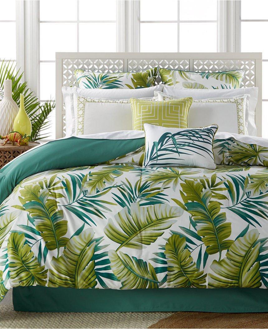 Tropical Bed In A Bag Queen