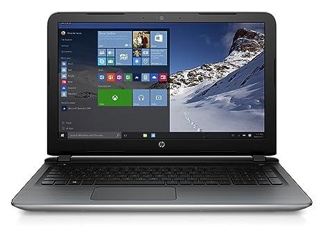 HP Pavilion 15-ab120nd - Laptop Zilver - Uitgerust met Bang & Olufsen speakers.