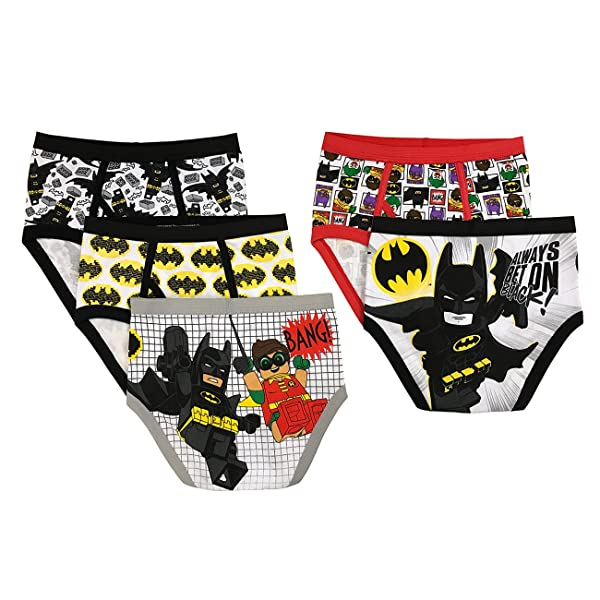 Little Boys: XS, S, M /& Big Boys: L, XL Esme Boys 2pcs Boxer Briefs Underwear B007