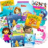 Stickers for Girls Toddlers Kids Ultimate Set ~ 11 Sticker Packs with Over 2000 Stickers Featuring Disney Frozen, Minnie Mouse, Dora The Explorer, Hello Kitty and More (Girl Stickers, Party Favors) (Color: Girl Stickers, Tamaño: Party Favors)