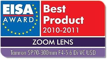 Tamron Objectif SP AF 70-300mm F/4-5,6 Di VC USD pour Canon Comparer les Prix 5