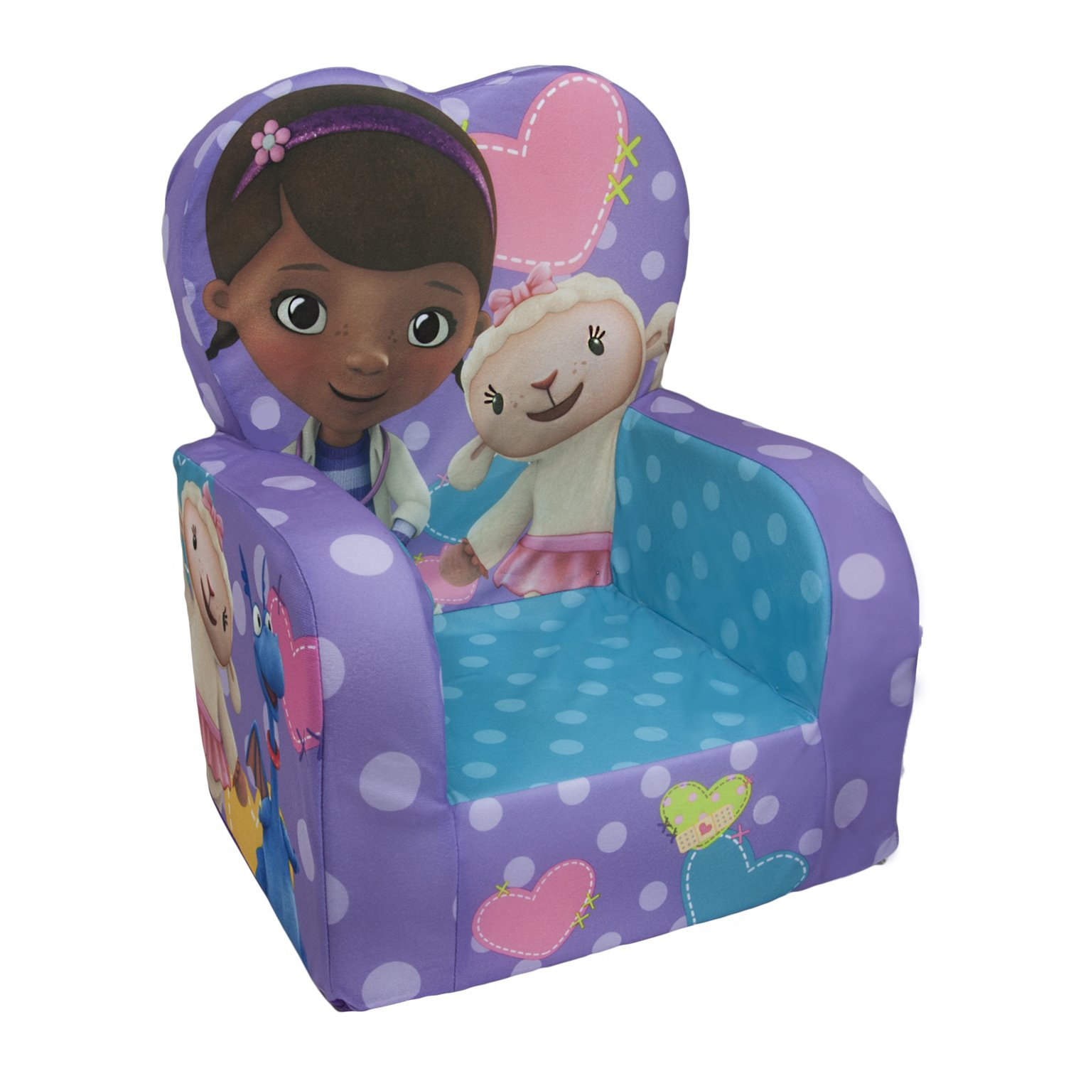 Fun doc mcstuffins seating