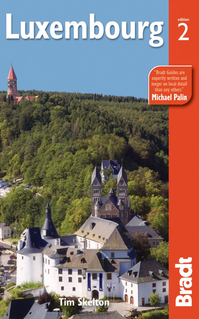 Luxembourg, 2nd (Bradt Travel Guide) Tim Skelton