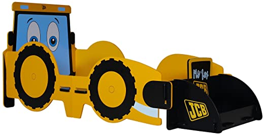 Kidsaw JCB Junior Kinderbett