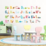 Alphabet ABC Frieze with Pictures