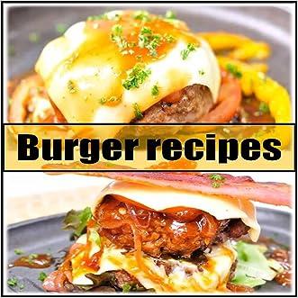 Burger recipes : Hamburger recipes cookbooks
